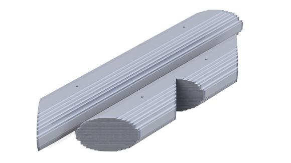 Листы магнитопроводов по технологии STEP-LAP