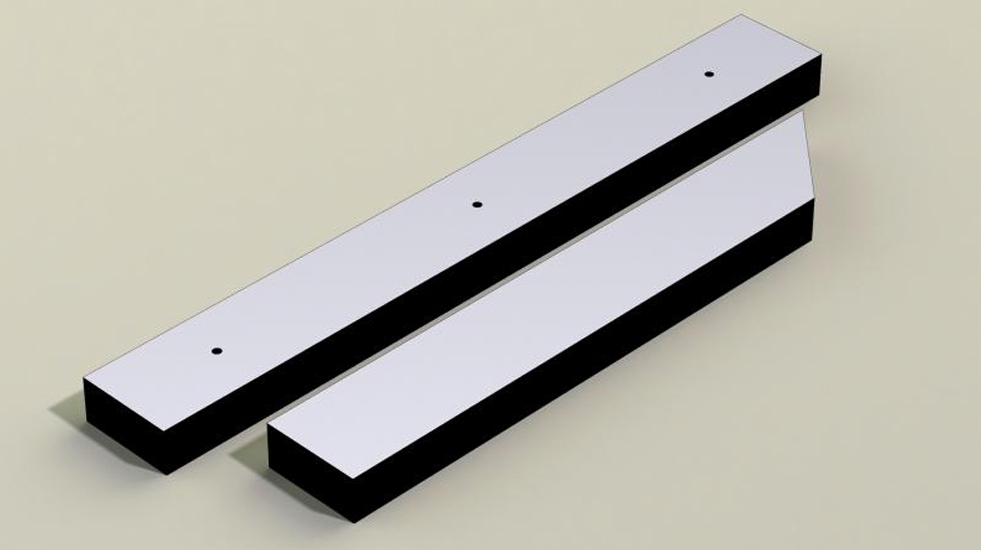 Magnetic cores laminations using combined joints